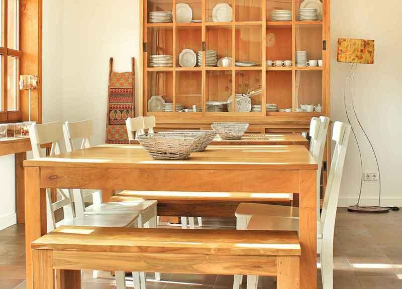 Casa Rural en Segovia con jardín para familias